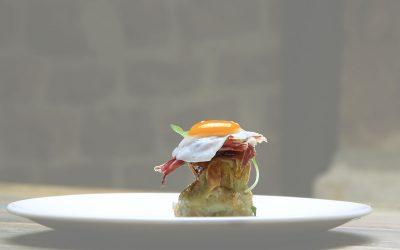 Receta de alcachofas con jamón
